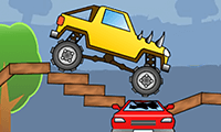 Monstertruck: Waldlieferung