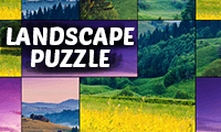 Quebra-cabeças de paisagem
