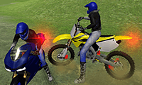 Solid Rider: Dirt Bike Game
