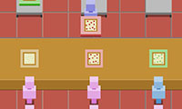 Pizza Square: Restaurant Game