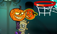 Halloween Basketball legends