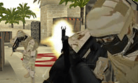 Storm Ops: Desert Storm - Shooter Game