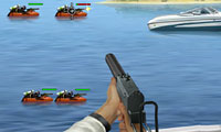 Speedboat Shooting
