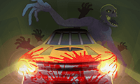 Zombie Derby 2: Car Killing Game