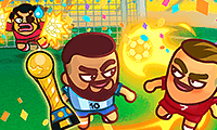 Foot Chinko: World Cup