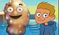 Bonjour de l'île aux Patates