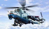 Blade Striker: Army Helicopter Game