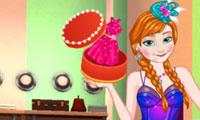 Ice Princess Trendy Look