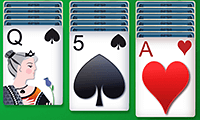 Spider Solitaire: klassiek