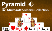 Pyramid: Microsoft Solitaire Collection