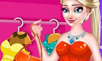 Elsa diseñadora de moda