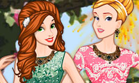 Disney Princess: Spring Ball