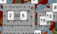 Mahjong con i numeri