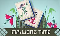 Hora de Mahjong