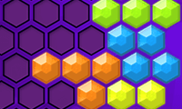 Acertijo hexagonal