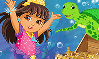 Dora and Friends: Magical Mermaid Adventure