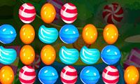 Pluie de bonbons