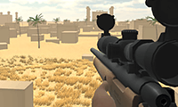 The Sniper: Army Shooting Game