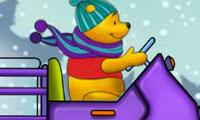 Truk Madu Beruang Pooh