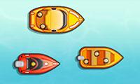 Corsa in barca