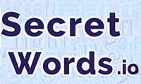 Secret Words Io: Typing Game