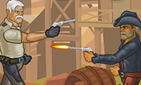 Deathmatch Mayhem: Shooting Game with Guns