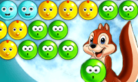 Les animaux Bubble Shooter