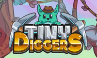 Tiny Diggers: Miner Game