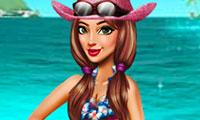 Ubieranki plażowe Tris