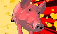 Verrücktes Schwein