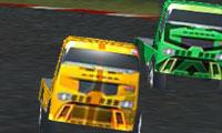 Wyścig ciężarówek 3D