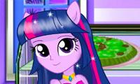 Equestria Girls: negozio di caramelle