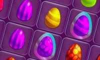 Œufs de Pâques en folie