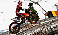 Enduro 1 : le site de construction