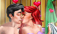 Ellie Love Trouble: Kissing Game