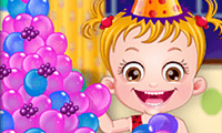 Baby Hazel: New Year's Bash