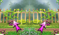 Garden Secrets: Find the Differences