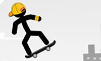 Omino dello skateboard
