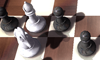 Play Better Than Chess: Online Multiplayer Game