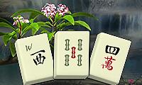 Herbstgarten: Mahjong
