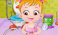 Baby Hazel: New Year's Party