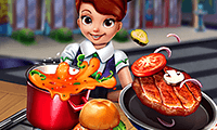 Bake Time Hot Dogs: Cooking Game