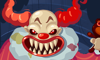 Clown Nights At Freddy's: Killer Clown Game