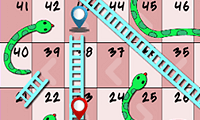 Snakes and Ladders: Multiplayer Board Game Online