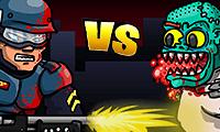 Swat vs. Zombie