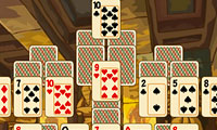 Solitaire in Egypte