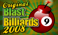Original Blast Billiards 2008!