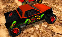 3D supertruck