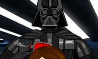 Darth Vader: Hair Salon