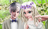 BFF Couples Wedding: Dress Up Game